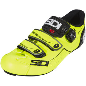 Sidi Alba Shoes Men Yellow Fluo/Black